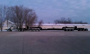 13 axle loads