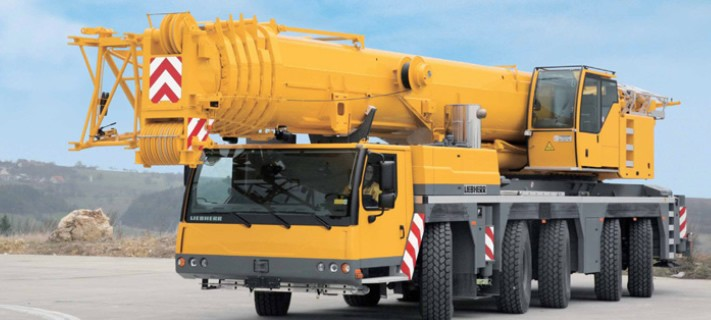All-Terrain Hydro Crane