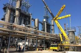 Tesoro Coker DCS Power Upgrade Project