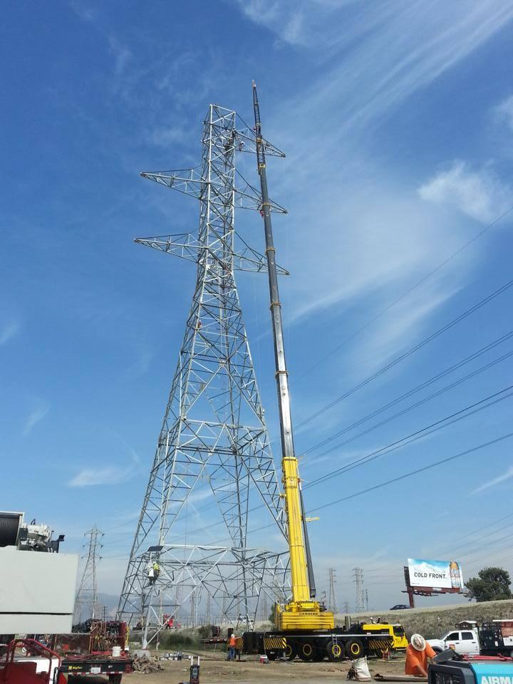 Crane Service a Key to Modern Development