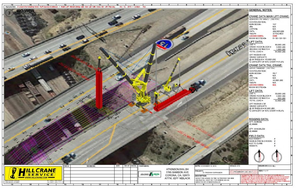 91 Freeway Expansion Project